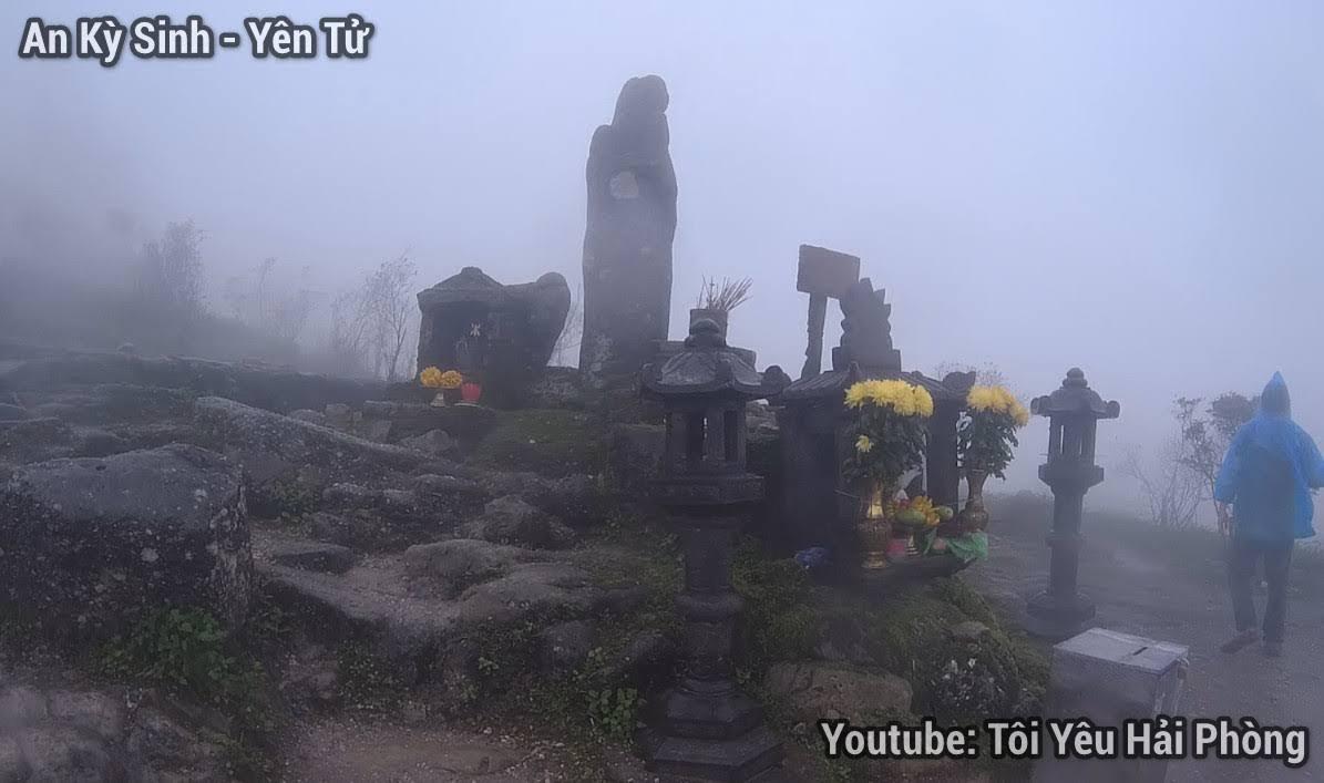 An Kỳ Sinh núi Yên Tử Quảng Ninh