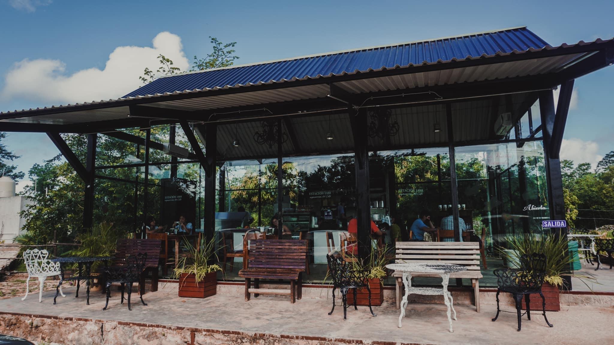 Café Estación 1888