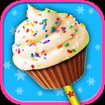Cupcake Pop Maker! Sweet Game Icon
