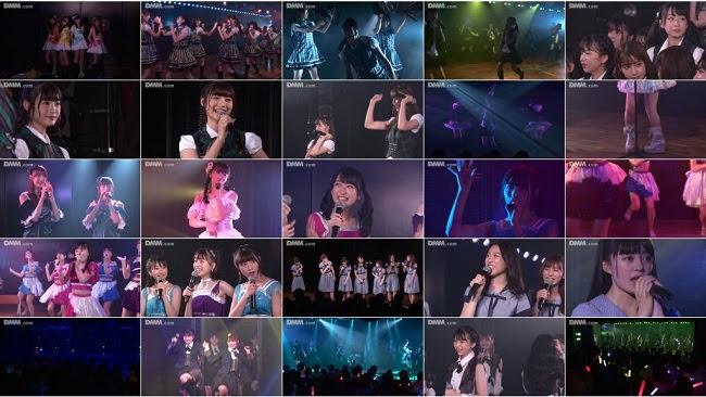 190827 (1080p) HKT48 チームH「RESET」出張公演@AKB48劇場 DMM HD