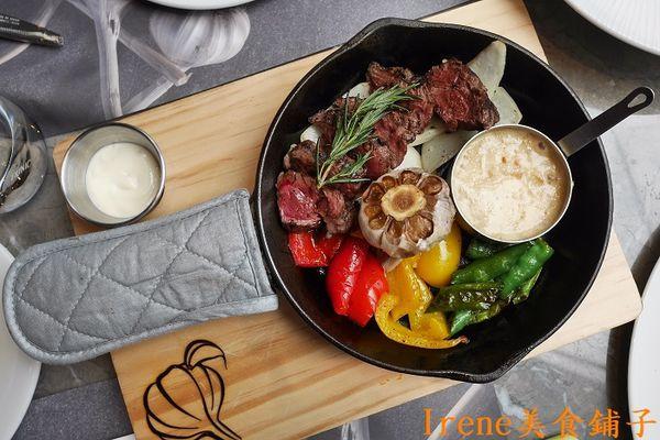 【Mad for Garlic Taiwan】來自韓國的大蒜餐廳,微風南山餐廳裡我的最愛(微風南山美食)