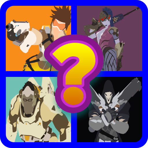 Guess the Overwatch Character