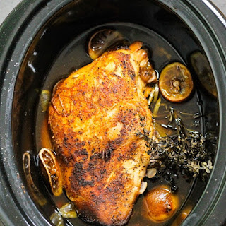 Slow Cooked Gravy Turkey Breast Recipe – Best Easy Thanksgiving Roasted Food