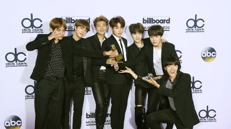 bts billboard award