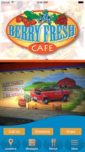 Berry Fresh Café - náhled