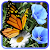 Flowers live wallpaper file APK Free for PC, smart TV Download
