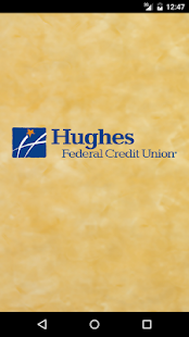 Hughes FCU Mobile Banking- screenshot thumbnail