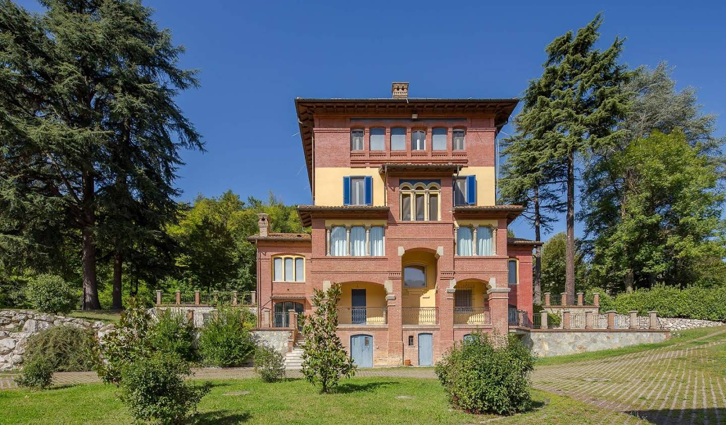 Villa with pool and terrace Salsomaggiore Terme