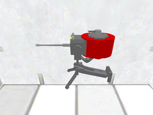 red turret(level 8