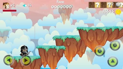 Capturas de pantalla de Super World 1