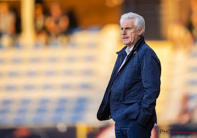 """Hugo Broos : """"J'entends parler de Benteke et Batshuayi au Club de Bruges"""""""