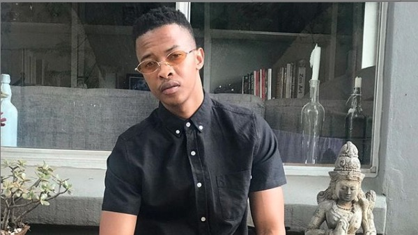Oros Mampofu says the pastor helped him through a rough patch.