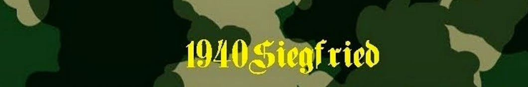 MCMXL SIEGFRIED حسن المغربي Banner