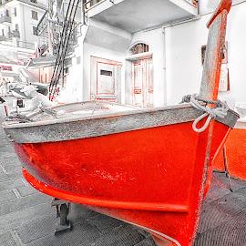 by Manuela Dedić - Transportation Boats
