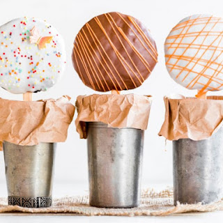 Cookies on a Stick.