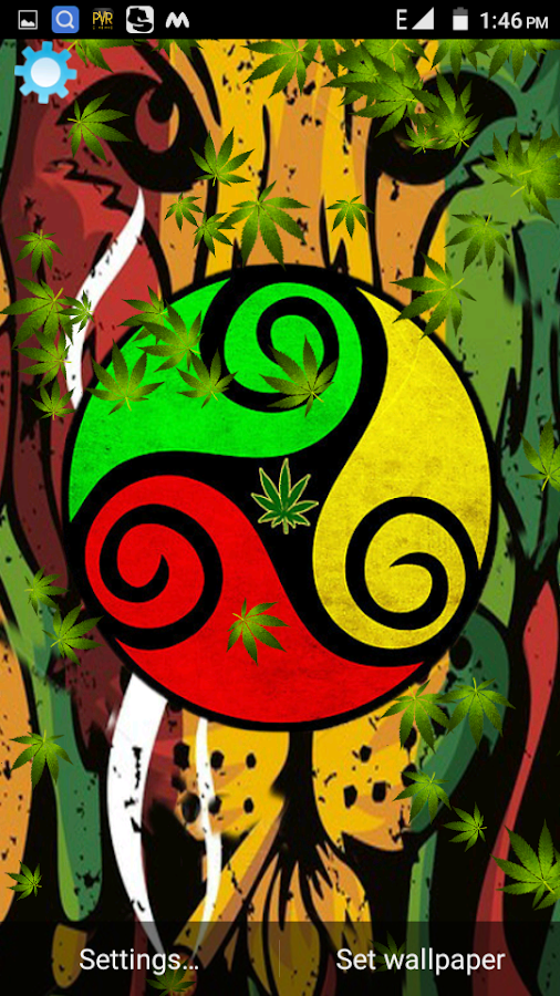 weed smoke lover live wallpaper android apps on google play