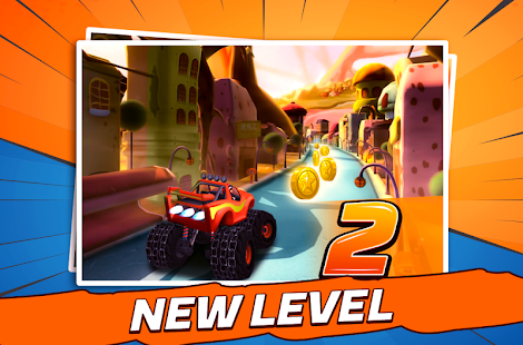 Fast Blaze Racing Monster Truck - náhled