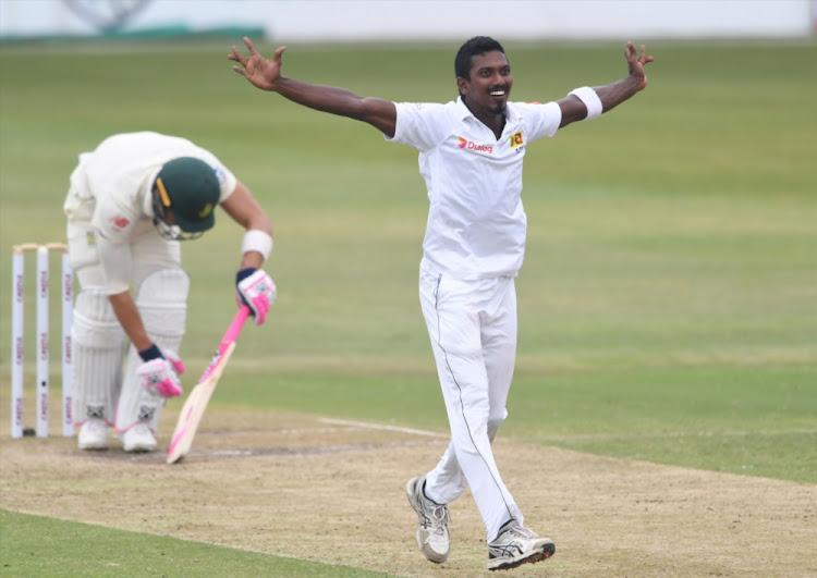 Embuldeniya triggers South Africa collapse as Sri Lanka fight back