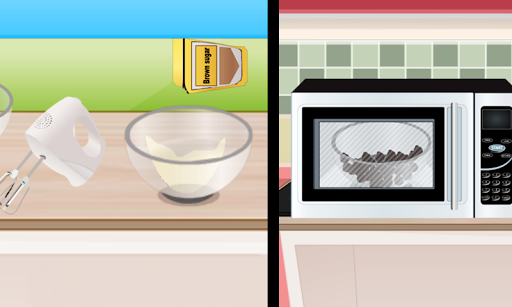 Cookies cooking games