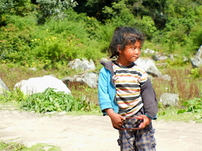 Photo: What kids do in nepal who do not have a gameboy