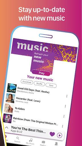 Anghami Music 3.2.40 screenshots 6