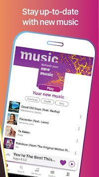 Anghami - безплатен Unlimited Музика APK screenshot thumbnail 6
