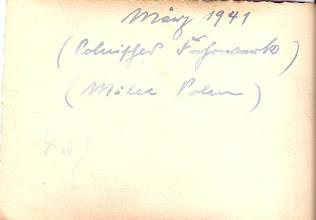 Photo: March, 1941 Polish transportation. Milec Poland