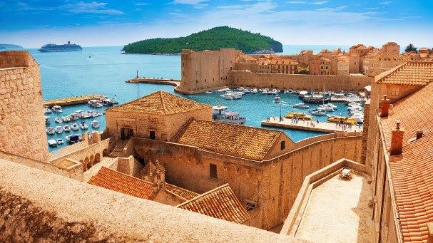Réveillon em Dubrovnik, Croácia