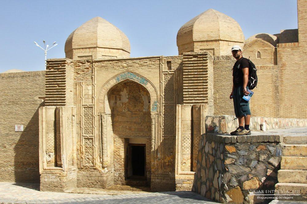 Visitar BUCARA - Dicas, lugares obrigatórios e melhores hotéis da Rota da Seda | Uzbequistão