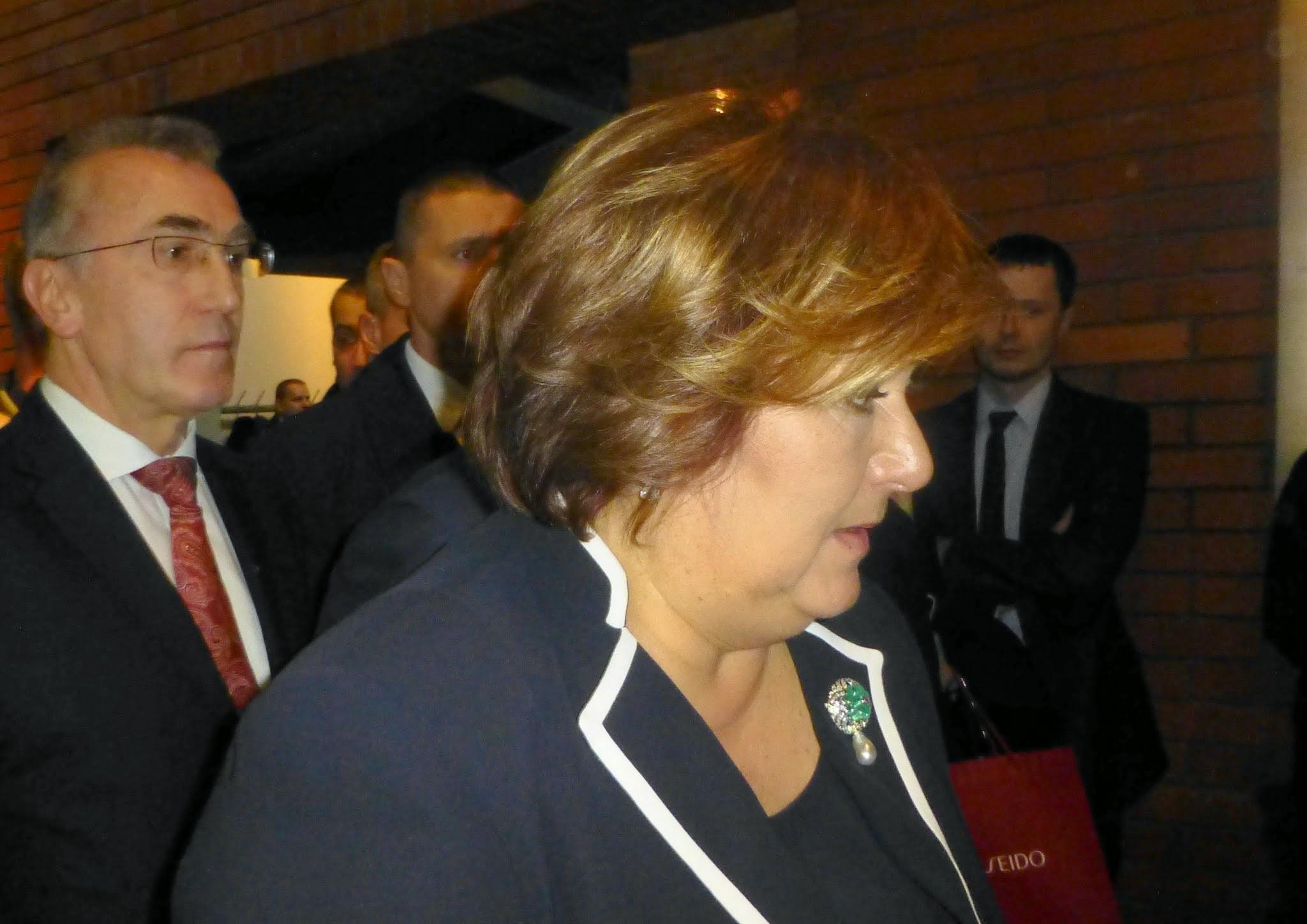 Photo: Pani Prezydentowa Anna Komorowska