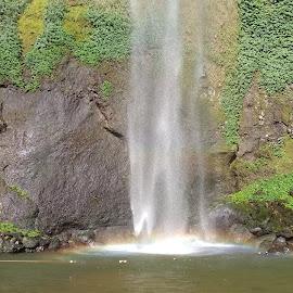 Rainbow waterfall  by Priyo Yudistiro - Nature Up Close Water