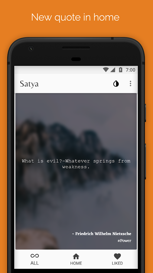 Satya- screenshot