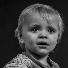 by Gunnar Sigurjónsson - Black & White Portraits & People ( jól2018 )