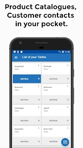Table Notes 27.0 (AdFree)