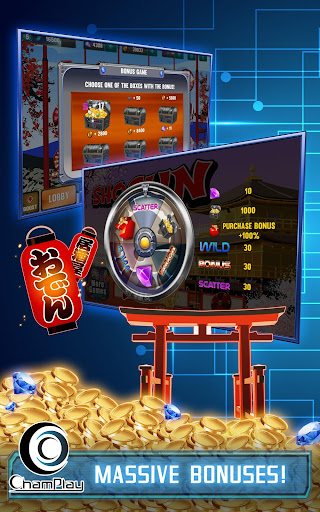 Shogun Bots Slots - Play the Online Version for Free