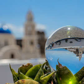 Fira by Aamir DreamPix - Artistic Objects Other Objects ( beaches, greece, islands, island, oia, beach, santorini, europe )