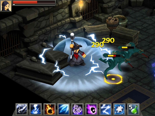 Battleheart Legacy screenshot 13