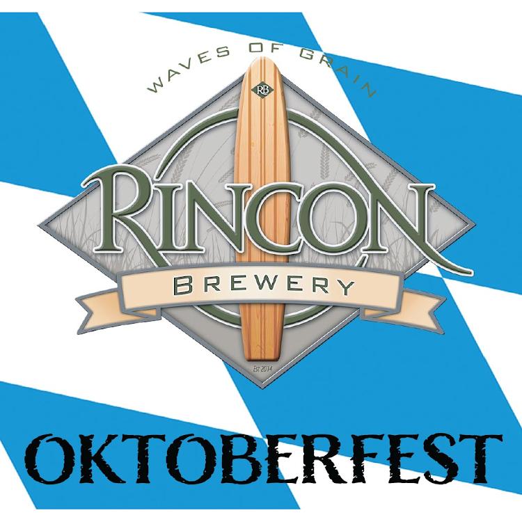 Logo of Rincon Oktoberfest