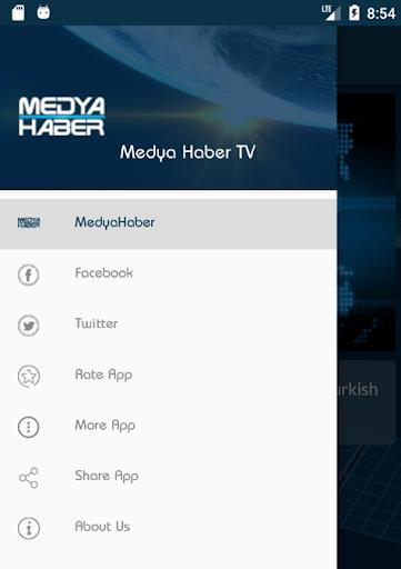 Medya Haber TV 1.0 screenshots 2