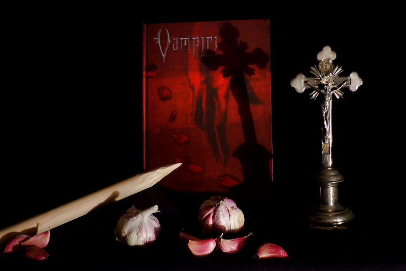 Ombre nel buio di Justinawind