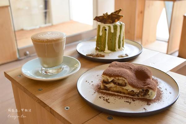 Terra Coffee 德樂咖啡 好咖啡好甜點的靜謐空間,民權西路站不限時小店