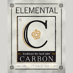 "Elemental  ""Carbon"" Semi-Dry Apple"