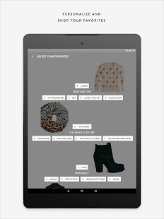 Shopstyle : Shopping & Fashion- screenshot thumbnail