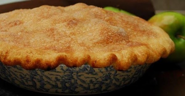 World's Best And Flakiest Pie Crust Bar None! Recipe