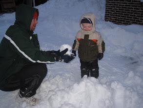 Photo: Snowball