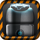 Electric Stun Gun Simulator icon