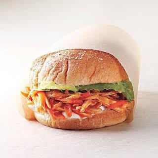 Bbq Chicken Sandwich.