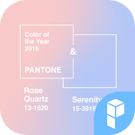 Color of the year theme