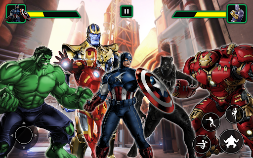 Infinity Superheroes vs Immortal Gods: Karate Game 1.1 {cheat|hack|gameplay|apk mod|resources generator} 4