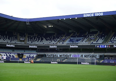 Anderlecht: premier contrat pour un talent de 15 ans